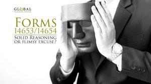 Form 14653 & 14654